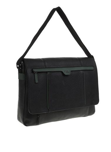 George Hogg Laptop /Evrak Çantası Siyah